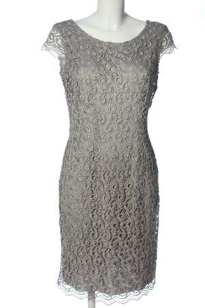 Selection by s.oliver Kurzarmkleid hellgrau Elegant