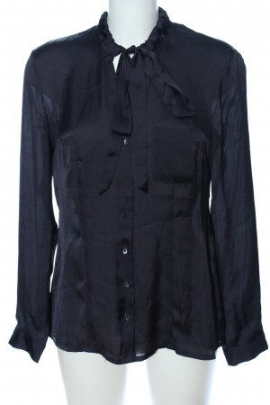 Selection by s.oliver Langarmhemd schwarz Elegant