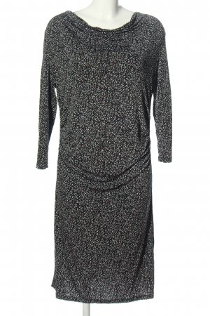 Selection by s.oliver Langarmkleid Allover-Druck Casual-Look