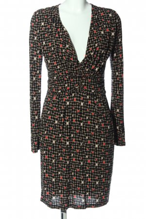 Selection by s.oliver Langarmkleid Allover-Druck Business-Look