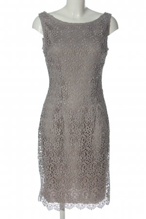 Selection by s.oliver Minikleid hellgrau Elegant