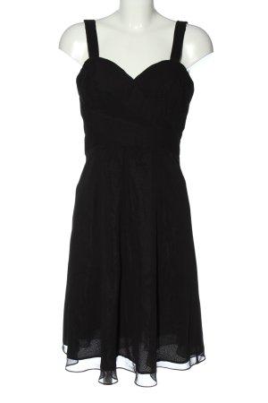 Selection by s.oliver Minikleid schwarz Elegant