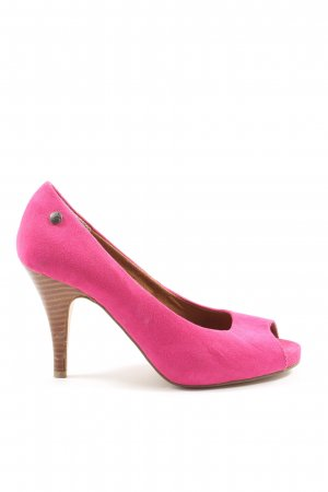 Selection by s.oliver Peeptoe Pumps