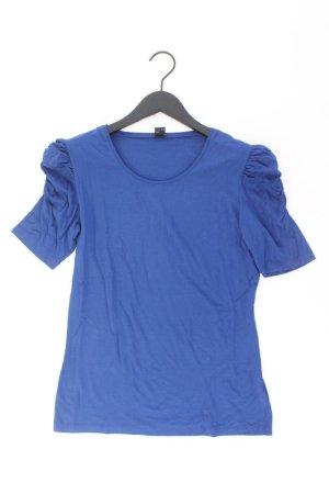Selection by s.Oliver Shirt blau Größe 40