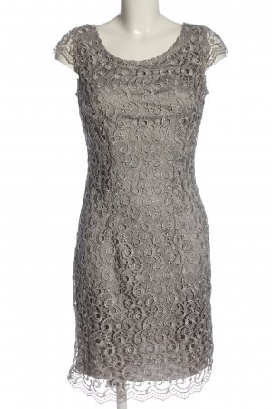 Selection by s.oliver Spitzenkleid hellgrau Elegant
