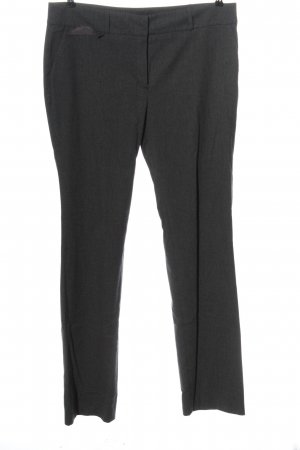Selection by s.oliver Stoffhose schwarz meliert Casual-Look
