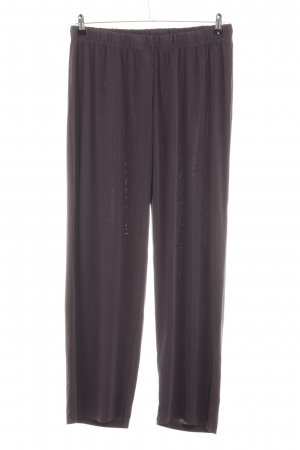 Selection by Ulla Popken Stoffhose braun Casual-Look