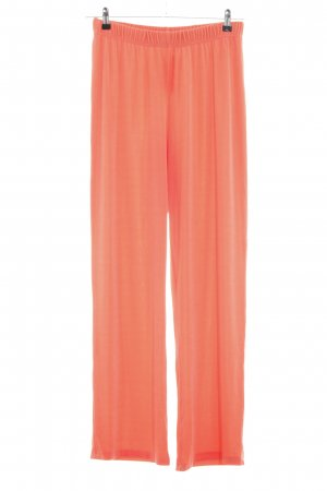 Selection by Ulla Popken Stoffhose hellorange Casual-Look
