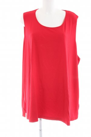 Selection by Ulla Popken Tanktop rot Casual-Look
