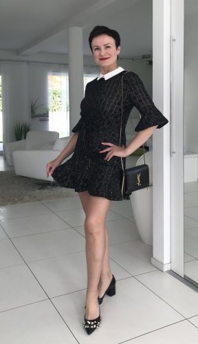 Self-Portait Cocktail Kleid Größe 34
