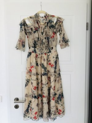 Selfridge Boho summer dress Kleid boho spring nude cutout romance