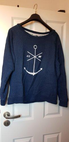 Selten getragener maritimer Pullover