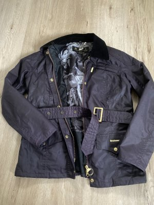 Barbour Between-Seasons Jacket blackberry-red