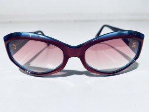 Seltene Sonnenbrille von Chanel Modell 5021 Blau-Violett