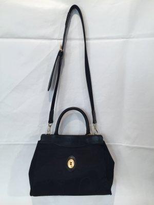 Seltene Vintage KARL LAGERFELD Handtasche
