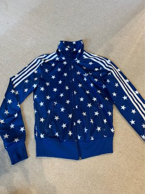 Adidas Originals Kurtka dresowa niebieski-biały