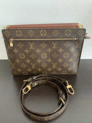 "Seltenes Louis Vuitton Vintagemodell "" Enghien "" Cross - Body Tasche"