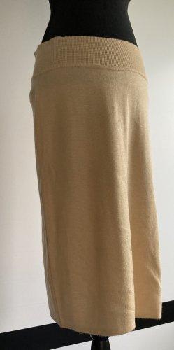 Sem per lei Knitted Skirt beige