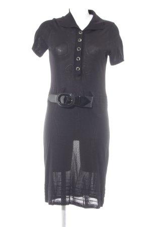 Sem per lei Etuikleid schwarz Elegant