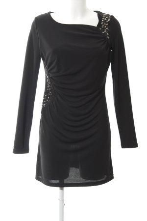Sem per lei Minikleid schwarz Elegant