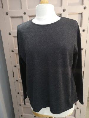Sem per lei Wool Sweater anthracite
