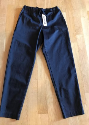 Semicouture * Joggpant  * lockere Hose schwarz Gr. 36 * NEU