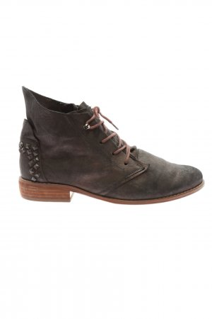 Semler Ankle Boots hellgrau Casual-Look