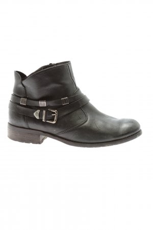 Semler Ankle Boots schwarz Casual-Look