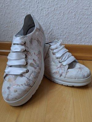 Semler Select Schuhe Blumen Muster Gr 6 1/2