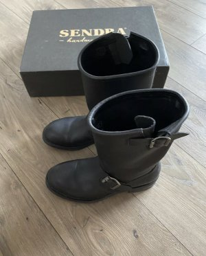 Sendra Biker Boots black