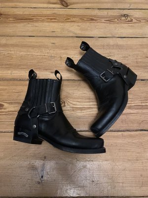 Sendra Chelsea Boot noir