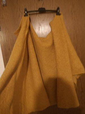 Pimkie Woolen Scarf gold orange