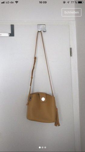 Senfgelbe Tasche reserved