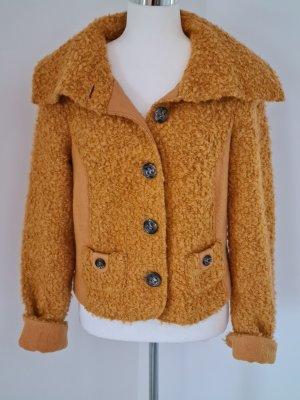 Biba Outdoor Jacket sand brown mixture fibre
