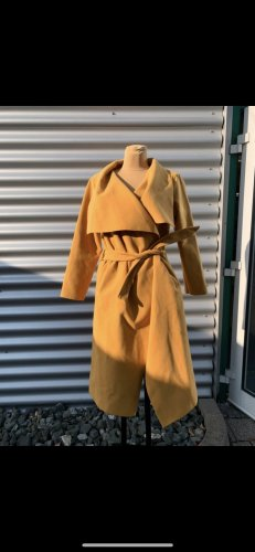 Long Jacket gold orange