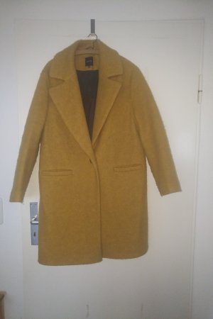Bonita Wool Coat yellow