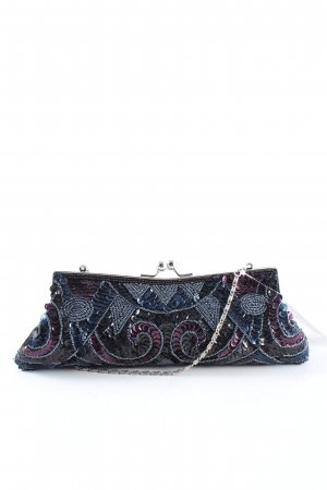 Senso di Donna Frame Bag graphic pattern extravagant style