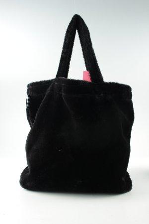 SEPHORA Cabas à roulettes noir style décontracté
