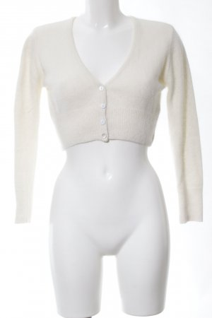 Seraphine Knitted Bolero natural white casual look