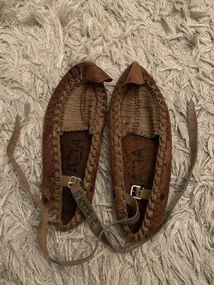 Serbische - Trachten - Schuhe (39)