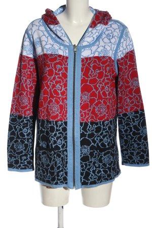 Serena Malin Sweat Jacket graphic pattern casual look