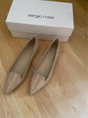 Sergio Rossi ballerinas
