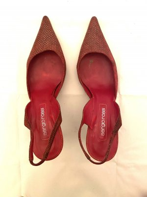 Sergio Rossi Sling Pumps Supersexy Sommerschuhe