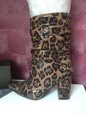 Sergio Todzi Short Boots black-brown