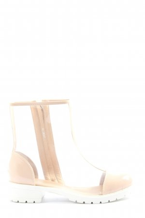 Sergio Todzi Desert Boots white-cream transparent look