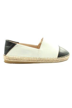 Sergio Todzi Espadrille Sandals natural white-black casual look