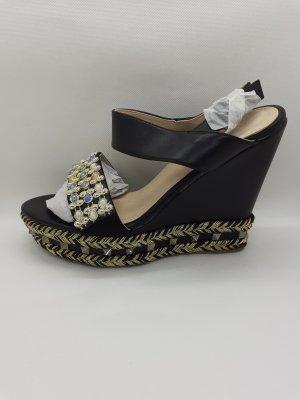 Sergio Todzi Zapatos de cuña multicolor