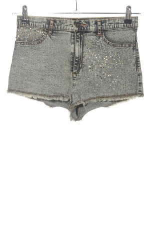 Serious sally Shorts light grey casual look