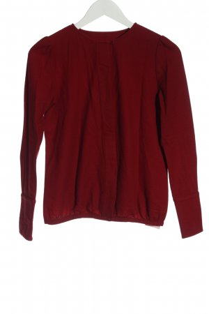 Sessun Blouse Jacket red casual look