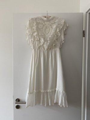 Sessun Wedding Dress white